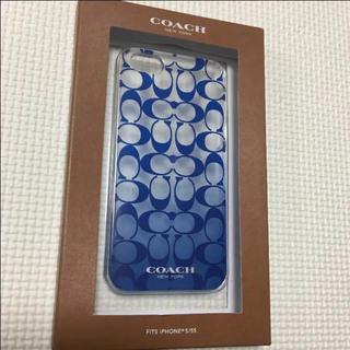 コーチ(COACH)のiPhoneカバー☆タイムせーる☆売り切りセール(iPhoneケース)