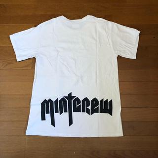 フィアオブゴッド(FEAR OF GOD)のMint crew tシャツ 希少Sサイズ(Tシャツ(半袖/袖なし))