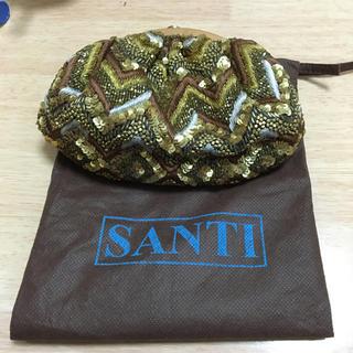 サンティ(SANTI)のSANTI   (クラッチバッグ)