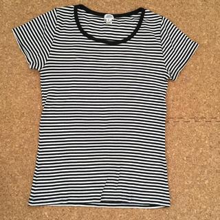 アルモーリュックス(Armorlux)のアルモーリュックス ボーダー Tシャツ(Tシャツ(半袖/袖なし))