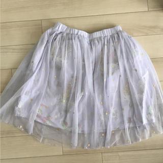ディズニー(Disney)のディズニー ラプンツェル スカート(ひざ丈スカート)