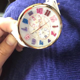 テンデンス(Tendence)のテンデンスガリバーラウンドレインボー 日本限定(腕時計(アナログ))