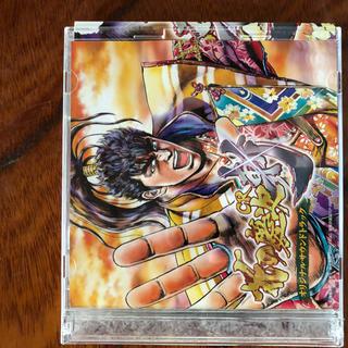ニューギン(newgin)のCR 花の慶次〜斬 オリジナルサウンドトラック CD&DVD 開運カード付き(パチンコ/パチスロ)