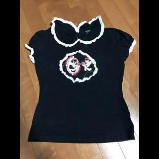 ヘルキャットパンクス(HELLCATPUNKS)のhell bunny 白雪姫 フリル襟 トップス パロディ(Tシャツ(半袖/袖なし))