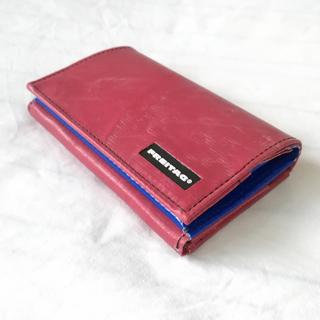 フライターグ(FREITAG)の未使用 フライターグ ミディアムサイズ財布 (折り財布)
