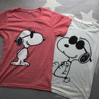 スヌーピー(SNOOPY)のSNOOPY Tシャツ(Tシャツ(半袖/袖なし))