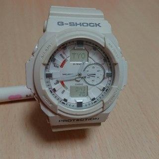 カシオ(CASIO)のCASIO g-shock ga-150 白 ホワイト(その他)