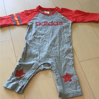 アディダス(adidas)のロンパース(ロンパース)