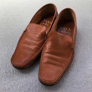 サヤ(SAYA)のサヤsaya★レザーのローファー(ローファー/革靴)