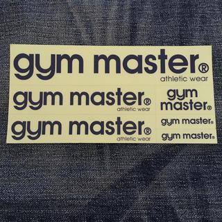 ジムマスター(GYM MASTER)のgym master シール(印刷物)