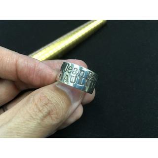 ジャンポールゴルチエ(Jean-Paul GAULTIER)のJean Paul GAULTIER ジャンポールゴルチ シルバー925リング(リング(指輪))