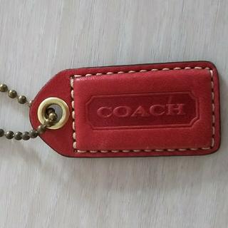 コーチ(COACH)のCOACH☆チャーム(バッグチャーム)