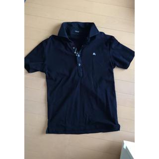 バーバリーブラックレーベル(BURBERRY BLACK LABEL)のひーこk様専用 バーバリー ブラックレーベル ドレスポロ(ポロシャツ)