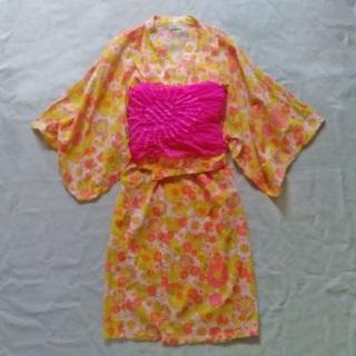 アンパサンド(ampersand)のアンパサンド 浴衣 135ー145センチ(甚平/浴衣)