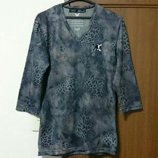ロエン(Roen)のRoen メッシュカットソー(Tシャツ/カットソー(七分/長袖))