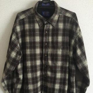 ペンドルトン(PENDLETON)のpendleton チェックシャツ(シャツ)