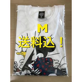 ディズニー(Disney)のB'z 30th exhibition ディズニー Tシャツ A 白 Mサイズ(ミュージシャン)