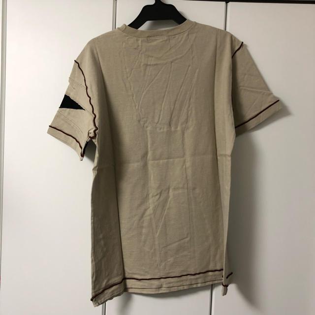 MILKBOY(ミルクボーイ)のMILKBOY ミルクボーイ Tシャツ ベージュ メンズのトップス(Tシャツ/カットソー(半袖/袖なし))の商品写真