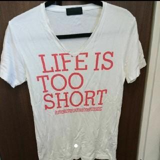 エイエスエム(A.S.M ATELIER SAB MEN)のA.S.M Tシャツ(Tシャツ/カットソー(半袖/袖なし))
