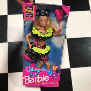 バービー(Barbie)のバービー人形 ディズニー(ぬいぐるみ/人形)