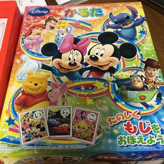 ディズニー(Disney)のディズニーかるた(カルタ/百人一首)