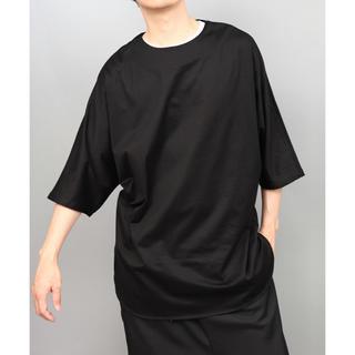 アトウ(ato)のato アトウ ビッグシルエットTシャツ カットソー(Tシャツ/カットソー(半袖/袖なし))
