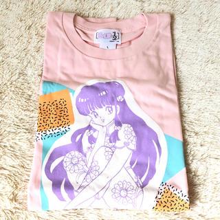 エーシーディーシーラグ(ACDC RAG)の2017年 らんま1/2 30周年記念発売 シャンプー Tシャツ L(Tシャツ(半袖/袖なし))