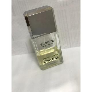 シャネル(CHANEL)のCHANEL シャネル  エゴイスト プラチナム 100ml (香水(男性用))
