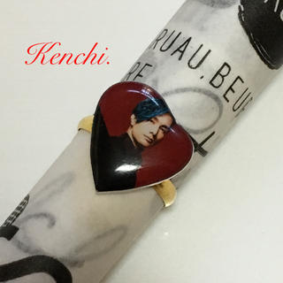 Kenchi Heart.❤️Ring(リング)
