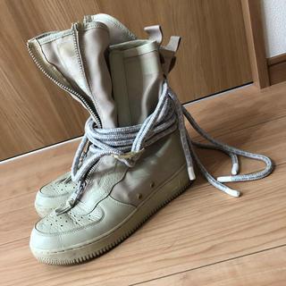 ナイキ(NIKE)のNIKE SF AF1 HI ブーツ(ブーツ)