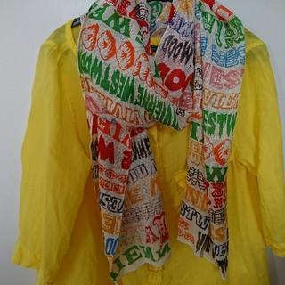 ヴィヴィアンウエストウッド(Vivienne Westwood)のお値下げ❗【vivianewestwood】ストール(ファッション)