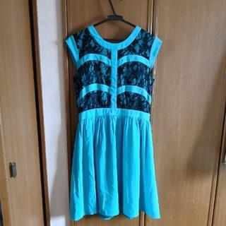 ギルトグループ(Gilt Groupe)のTHE CUE ギルトグループ 海外ブランド ドレス ワンピース(ミニワンピース)