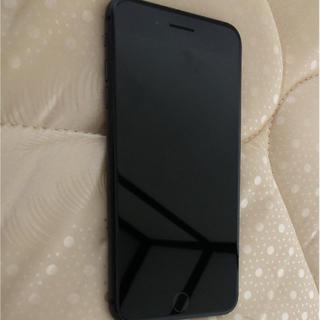 アイフォーン(iPhone)のiPhone8plusスペースグレー(スマートフォン本体)