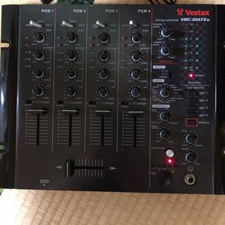 vestax VMC-004FXu ベスタックス 4chミキサー 美品(DJミキサー)