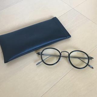 ハレ(HARE)の丸眼鏡(サングラス/メガネ)
