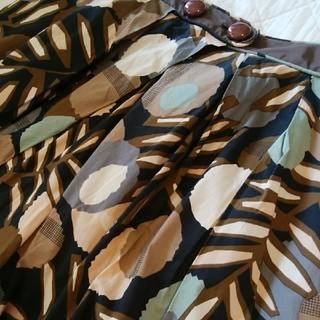 キャシャレル(cacharel)のキャシャレル♡34スカート(ひざ丈スカート)