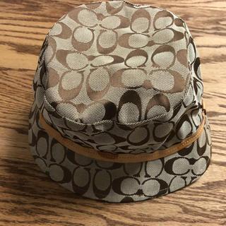 コーチ(COACH)のうめ様専用  コーチ 帽子(ハット)