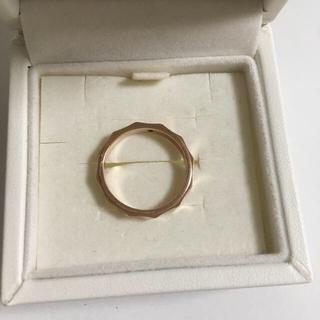 アーカー(AHKAH)のダイヤ ゴールド リング K5 指輪 8号 〜 9号(リング(指輪))