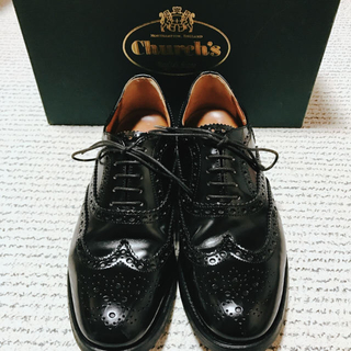 チャーチ(Church's)のChurch's BURWOOD チャーチ バーウッド 24.5cm(ローファー/革靴)