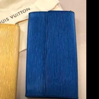 ルイヴィトン(LOUIS VUITTON)のLouis Vuitton エピ 長財(財布)