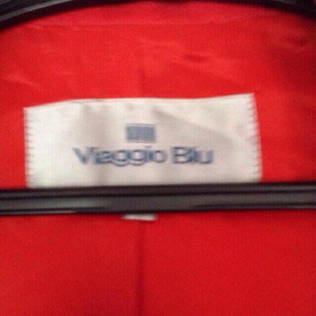 VIAGGIO BLU(ビアッジョブルー)のviaggio blu ダッフルコート レディースのジャケット/アウター(ダッフルコート)の商品写真
