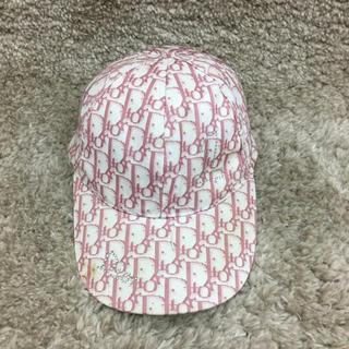 クリスチャンディオール(Christian Dior)のChristian Dior 帽子(キャップ)