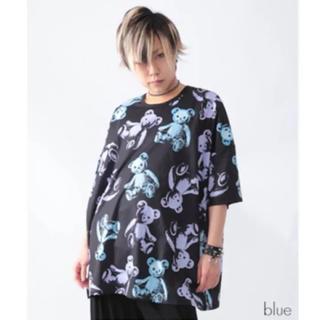 ファンキーフルーツ(FUNKY FRUIT)の新品未使用!スケルトンテディベア半袖Tシャツカットソー(Tシャツ(半袖/袖なし))