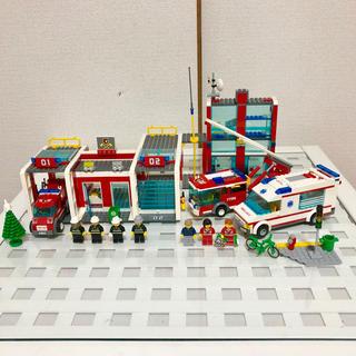Lego - レゴシティ★消防署7208☆救急車4431