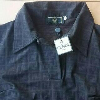 フェンディ(FENDI)の新品 フェンディ 半袖シャツ(シャツ/ブラウス(半袖/袖なし))