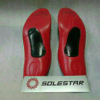 ソールスター(SOLESTAR)のソールスターインソール(コントロール)(ウエア)