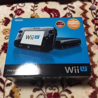 Wii U - 最終大幅値下げ!! WiiU プレミアムブラックモデル おまけ付き。