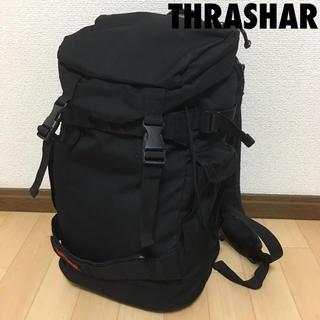 スラッシャー(THRASHER)の#2487 THRASHAR スラッシャー スケボー リュックサック リュック(バッグパック/リュック)