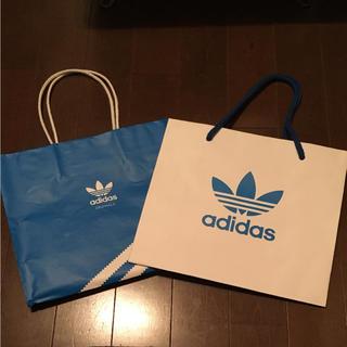 アディダス(adidas)のアディダス紙袋(ショップ袋)