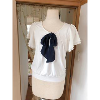 トゥエルブアジェンダ(12Twelve Agenda)のトゥエルブアジェンダ Tシャツ風チュニックトップス(チュニック)